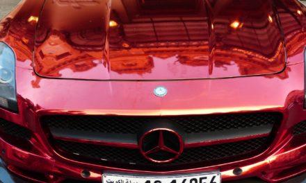 Zawsze błyszczące auto – polecane metody