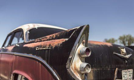 Rdza na samochodzie – przyczyny, sposoby na pozbycie się